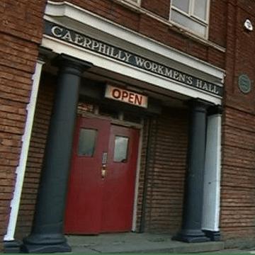 Caerphilly Workmen's Hall