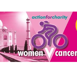 Women v Cancer India 2018 - Jo Blaylock
