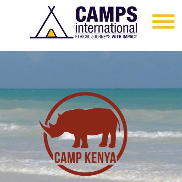 Camps International Africa 2021 - Emma Helliwell