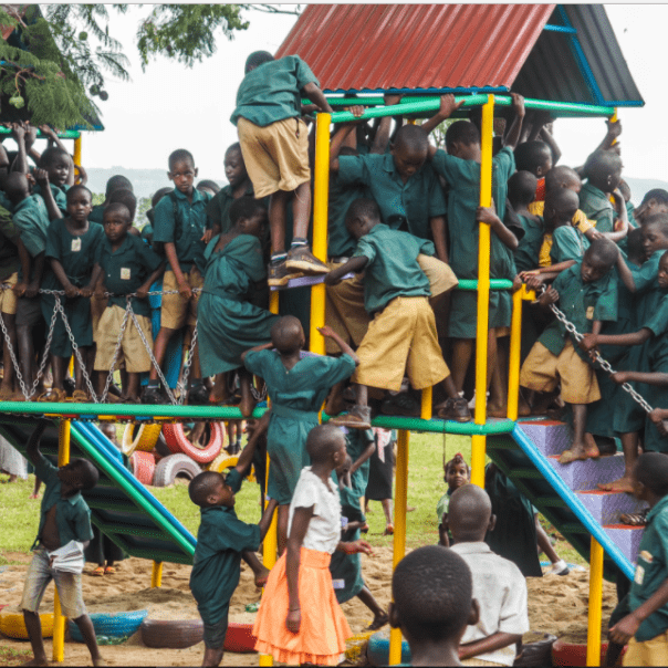 East African Playground Uganda 2018 - Elsa Withnell