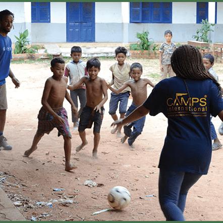 Camps International Cambodia 2019 - Vicky Hathway