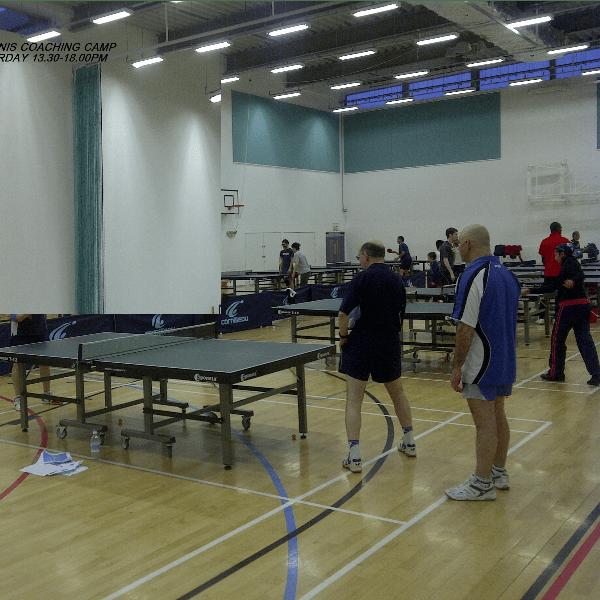 Highbury Table Tennis Club