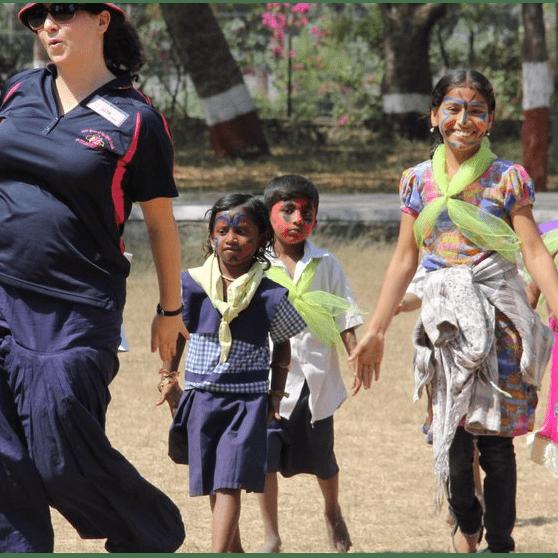 Girl Guiding Warwickshire India Trip 2017 - Emma Hulse