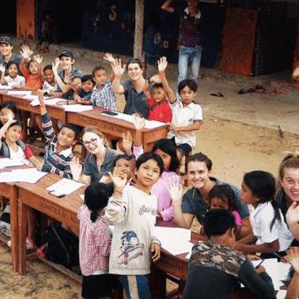 World Challenge Cambodia 2021 - Imogen Spooner