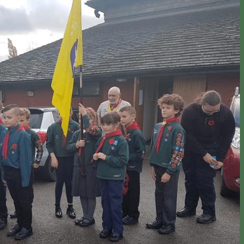1st Stanion Cub Scouts