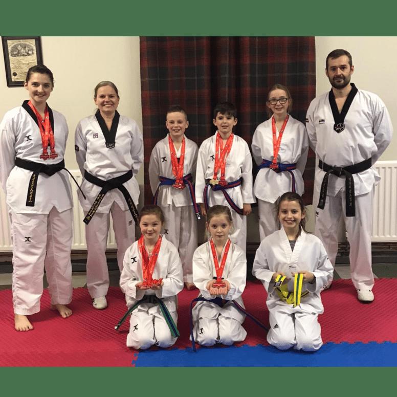 Annaghmore Taekwondo Club