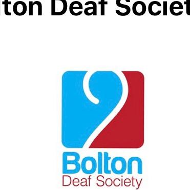 Bolton Deaf Society