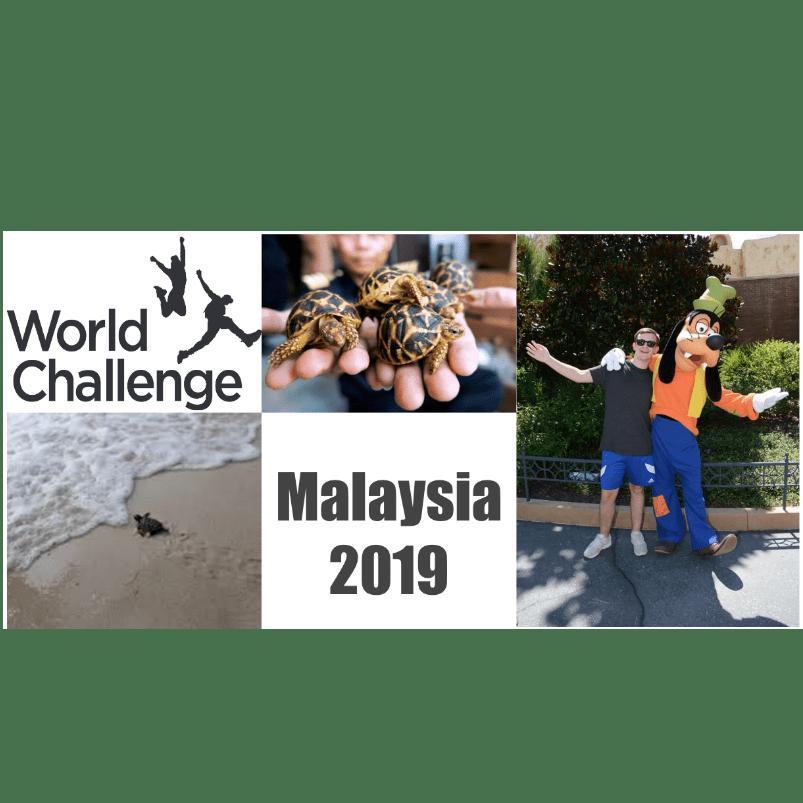 Malaysia 2019 - Matty Mitchell