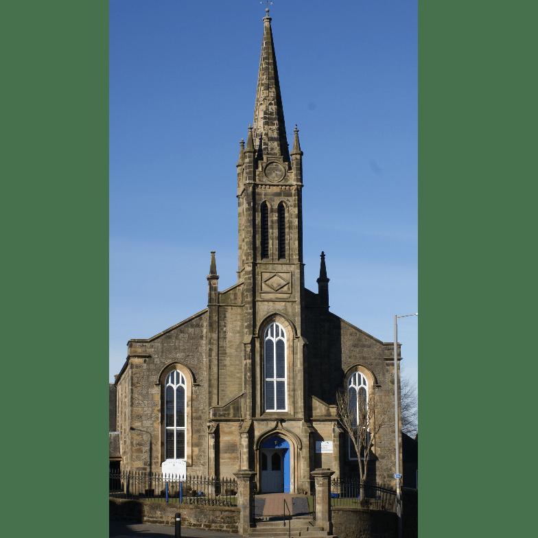 Allan Church, Bannockburn - Stirling