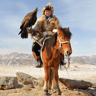 World Challenge Mongolia 2019 - Rachel Bradley