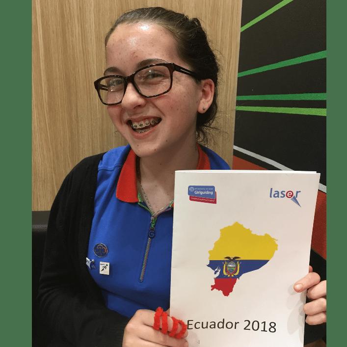 Guiding expedition to Ecuador 2018 - Maddy Turner
