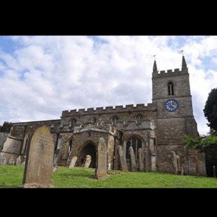 All Saints Church Great Harrowden