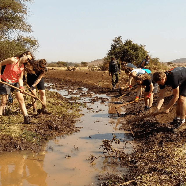 Camps International Tanzania 2018 - Bethany Vagg