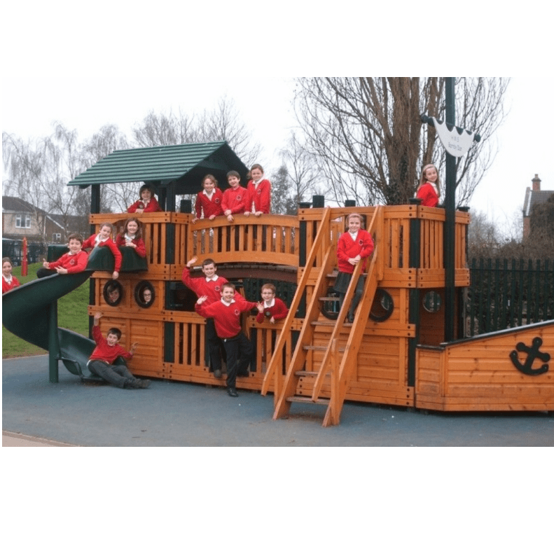 Help Barnby Dun Primary Pirate Ship to Sail