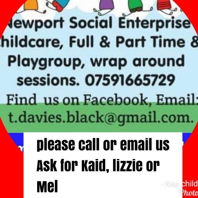 Newport Social Enterprise childcare