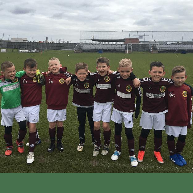 Newton Aycliffe Junior FC U8 Juniors