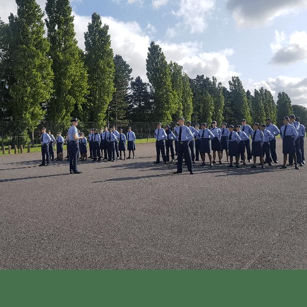 406 Air cadets (Willesden) sqn