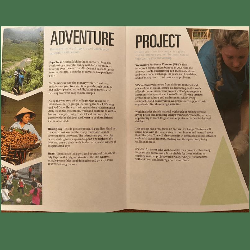 Outlook Expeditions Vietnam 2021 - Liam Sim
