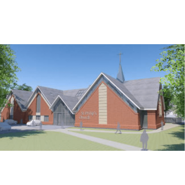 St Philips Church - Dorridge Building Appeal