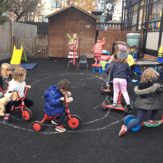 Pavilion Preschool - Liverpool