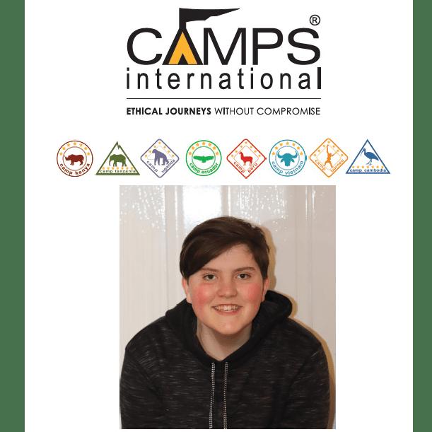 Camps International Tanzania 2021 - Izzy Warren