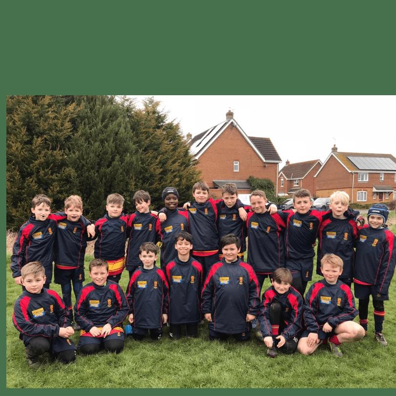 Medway Panthers (Medway RFC U13s)