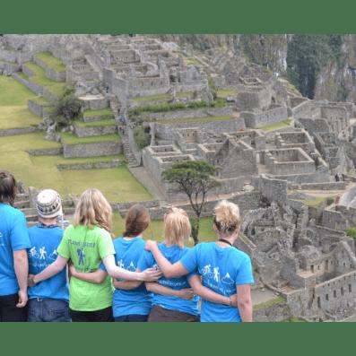 Child Reach International Machu Picchu 2017 - Michaella Tomlin