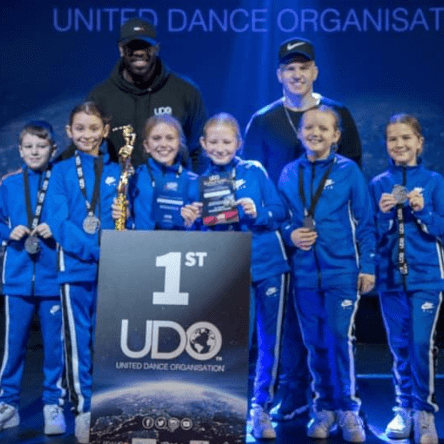 Eclipse - world dance competition 2021