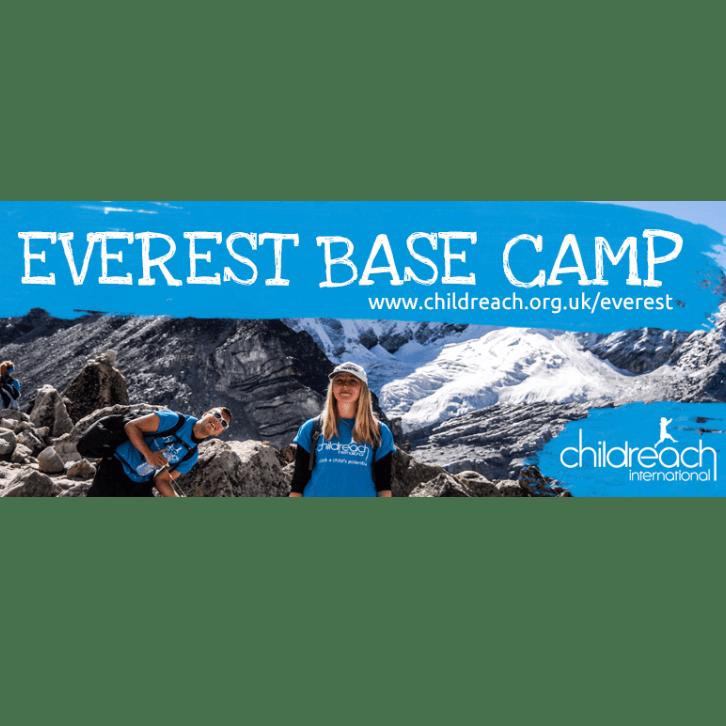 Childreach International Everest 2017 - Oishee Dey