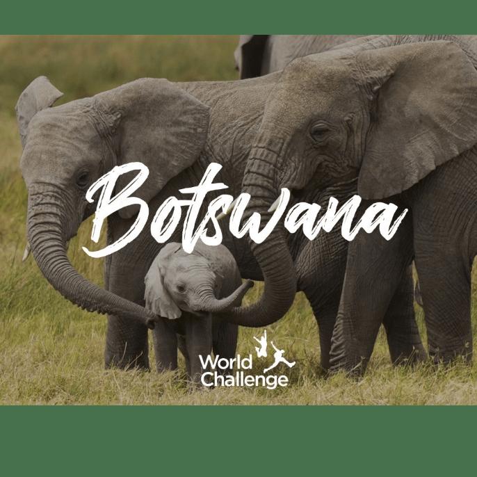 World Challenge Botswana 2019 - Abigail Tonkinson
