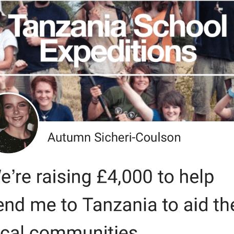 Camps International Tanzania 2018 - Autumn Sicheri-Coulson