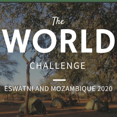 Swaziland and Mozambique 2020 - Cai Adebola