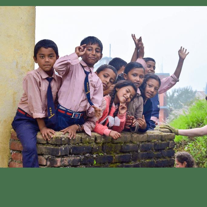 Childreach international Everest 2018 - Rabina Pun
