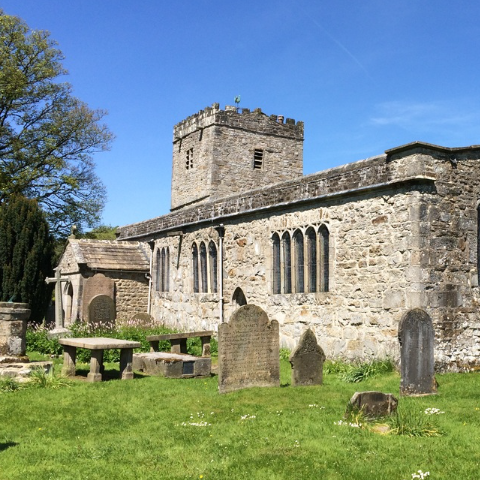 The Churches of Upper Wharfedale & Littondale