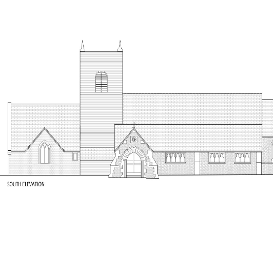 St Marys Church Beenham Annex Project cause logo