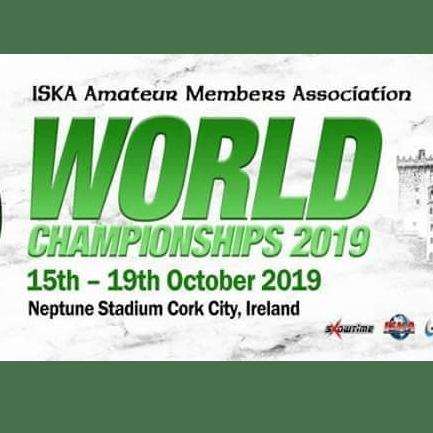 Winspers World's Ireland 2019