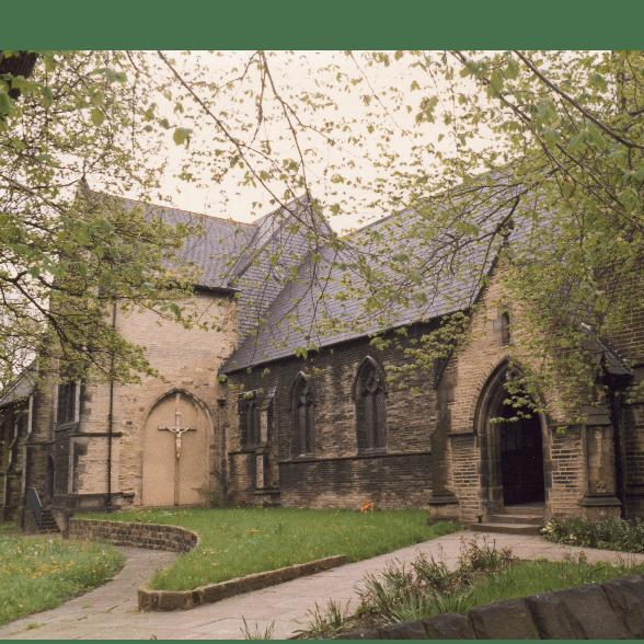 St Saviour's Church, Ravensthorpe, Dewsbury