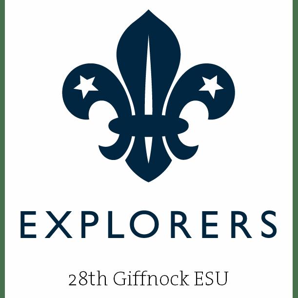 28th Giffnock Explorer Scout Unit