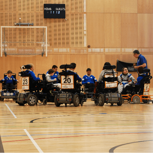 Hull and East Yorkshire Powerchair Football Club