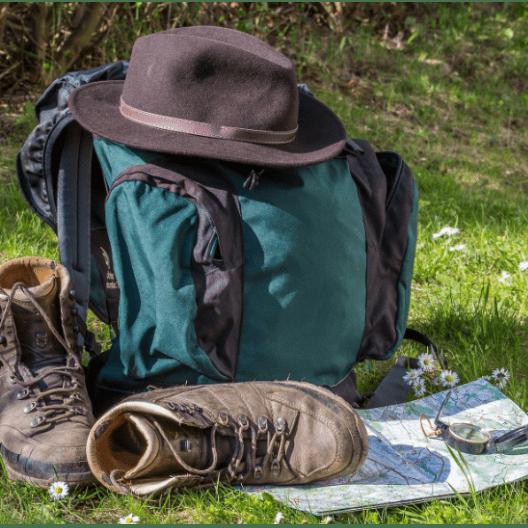 Backpack Trip 2021 - Caitlin Hannah