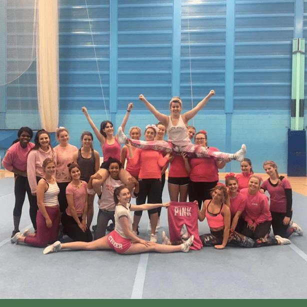 Aberdeen University Cheerleading