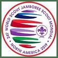 World Scout Jamboree USA 2019 - Alice Jones, Dan Jones and Ryan Kennedy