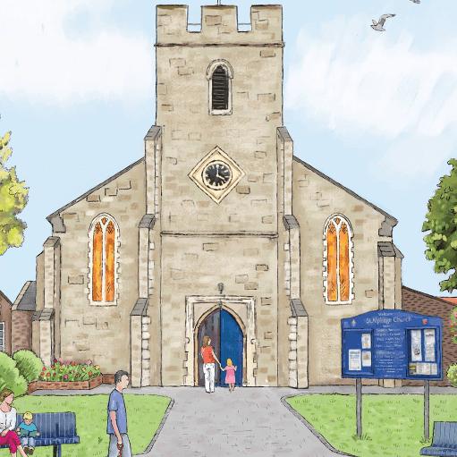 St Alphege Church - Whitstable