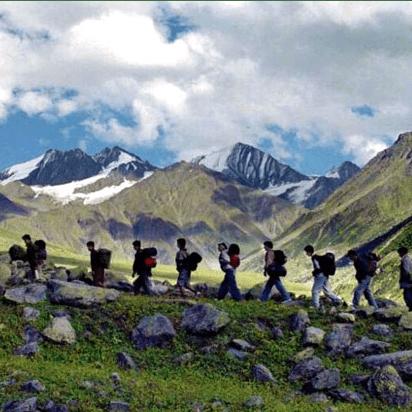 Outlook Expeditions Himalayas 2018  -Joe Mercer
