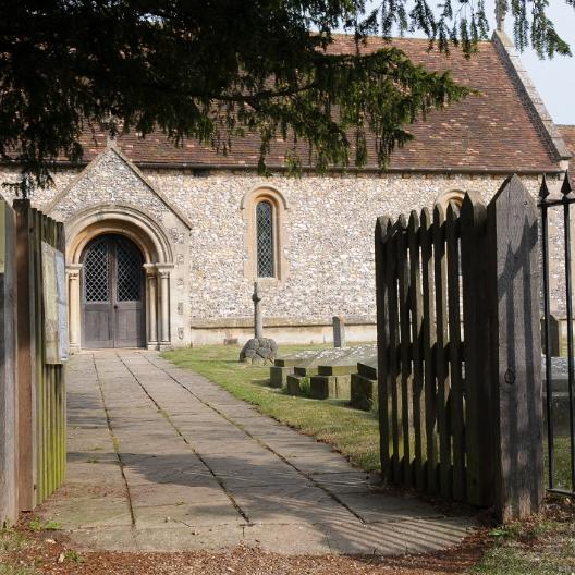 St Leonard's Church, Woodcote