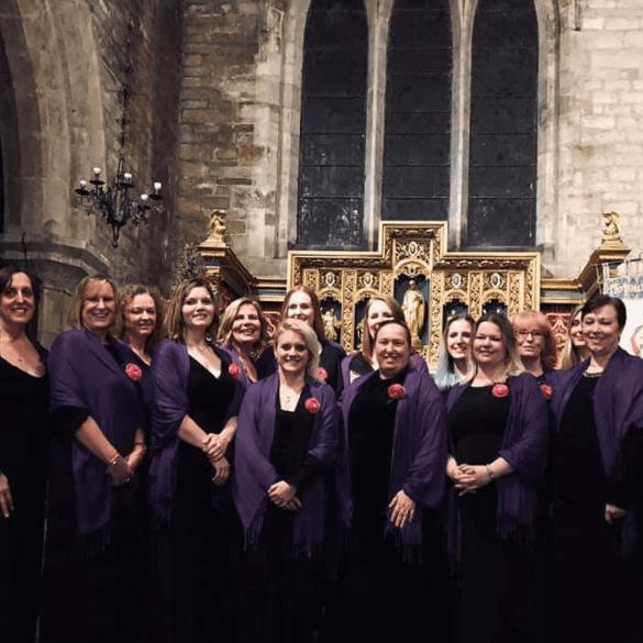 Digby Military Wives Choir