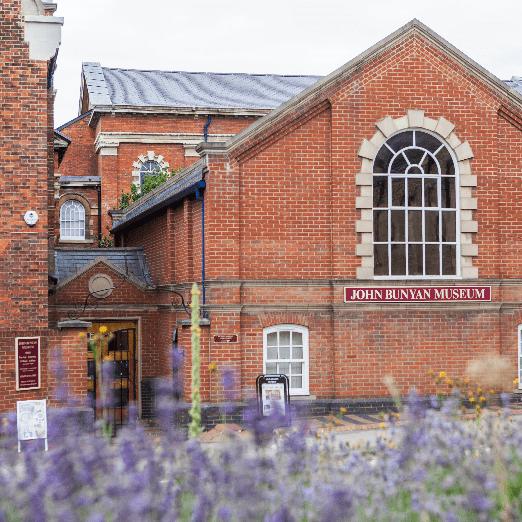 John Bunyan Museum & Library