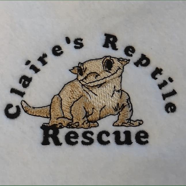 Claire's reptile rescue