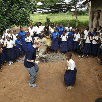 True Adventure Tanzania 2019 - Jessica Patrick