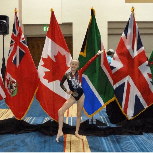IAIGC Junior World Championships Nevada 2017 - Gabriella Kirby